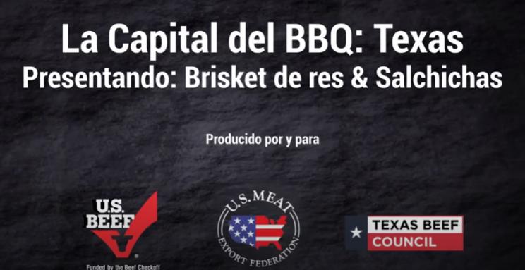 La Capital del BBQ: Texas