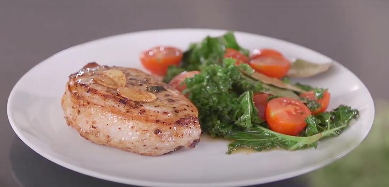 Cocinemos juntos – Chuletas de cerdo perfectas